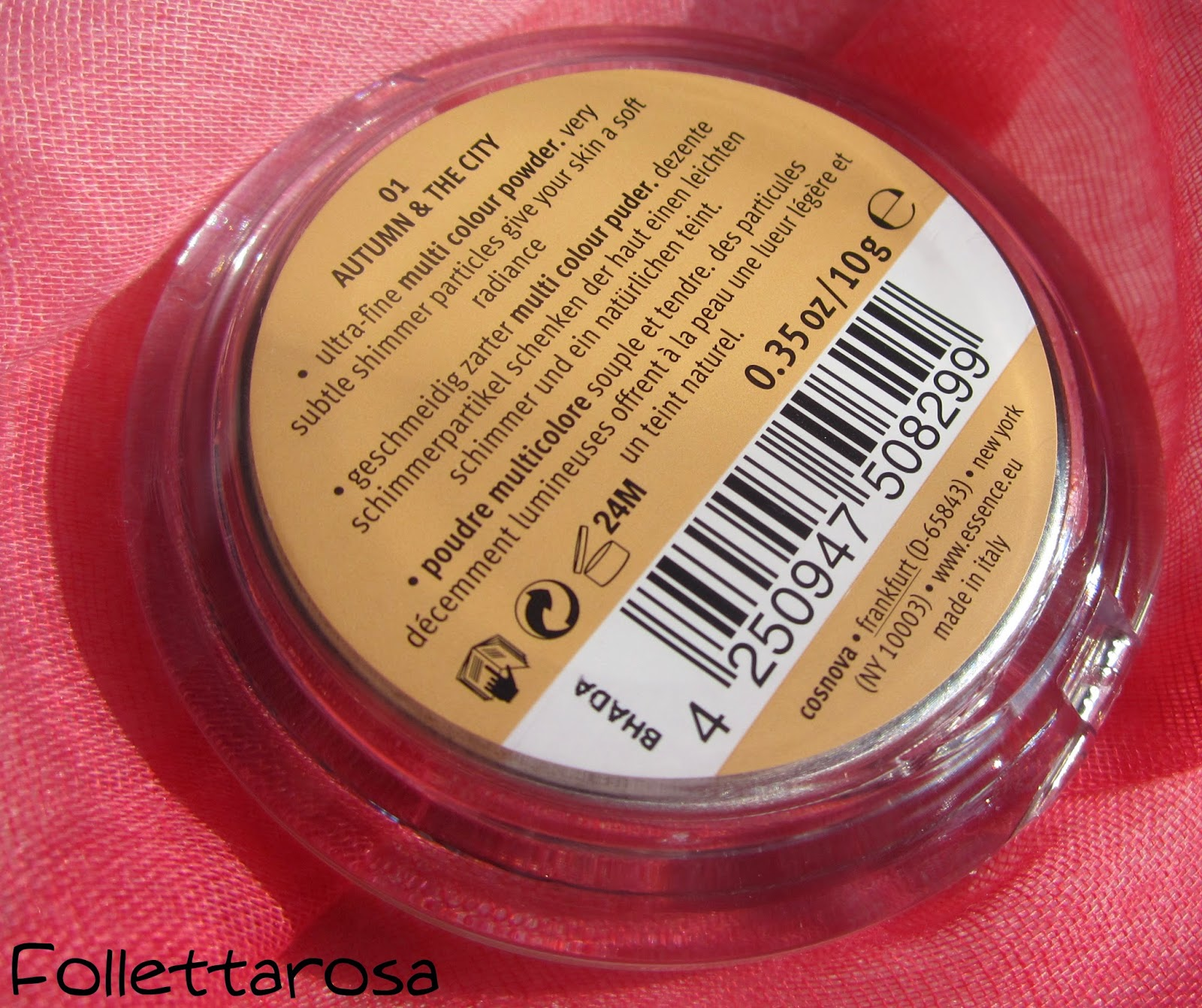 autumn city hello autumn recensione powder