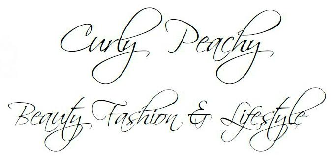 Curly Peachy