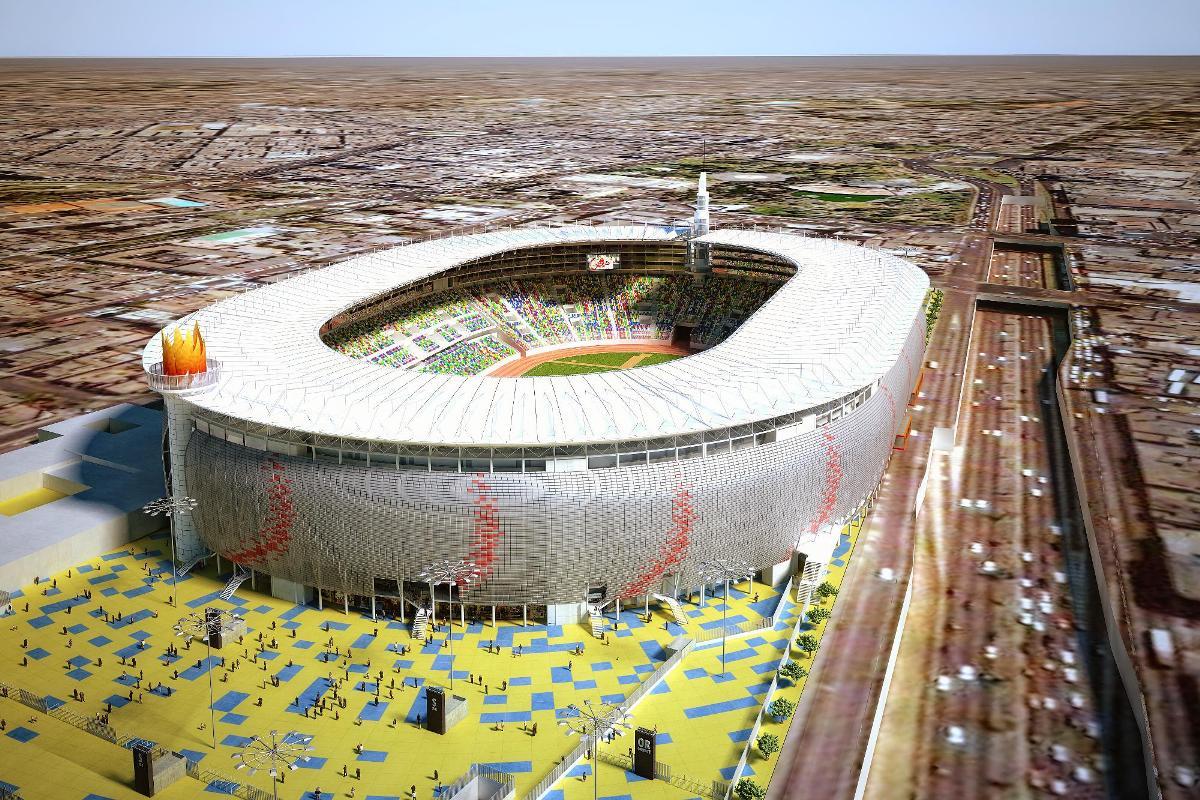 Deportes sin l mite arturo woodman inversi n del for Puerta 27 estadio nacional