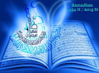 Ramadhan+1413H-2013M