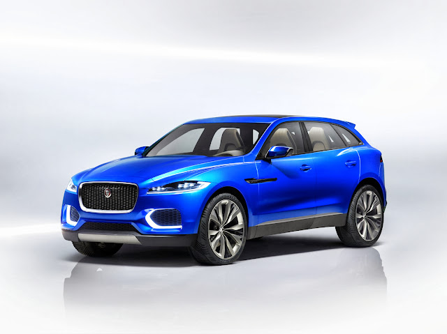 Jaguar C-X17 Concept: An SUV for the Leaping Cat Enthusiast [Video]