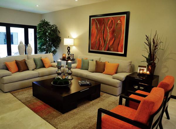 Siria grandet feng shui m xico la sala de estar en el for Colores para el living feng shui