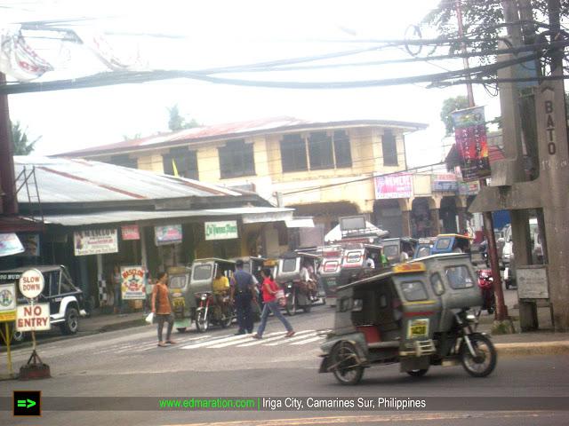 Iriga City, Camarines Sur