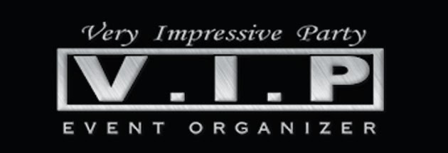 logo vip event organizr