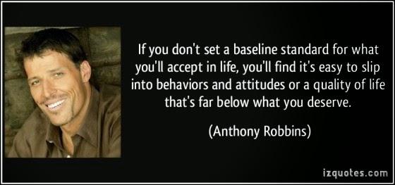 mission statement tony robbins