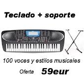 teclado barato