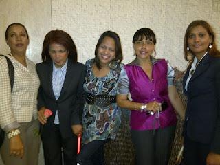 Locutores progresista festejan Día de la Mujer
