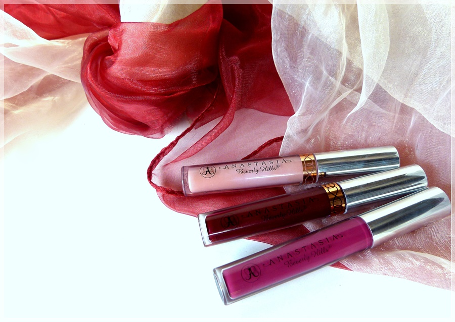 Anastasia Beverly Hills liquid lipsticks Review