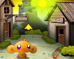 Juegos de Escape Monkey Go Happy Adventure