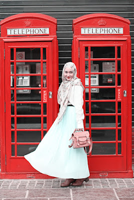 model jilbab dari dian pelangi