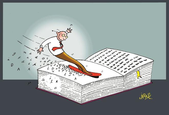 The reading adventure