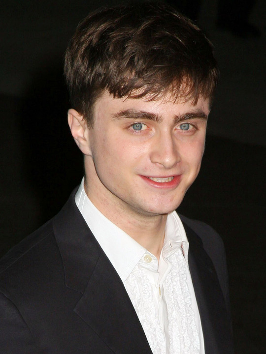 Daniel Radcliffe photo profiles harry potter 5