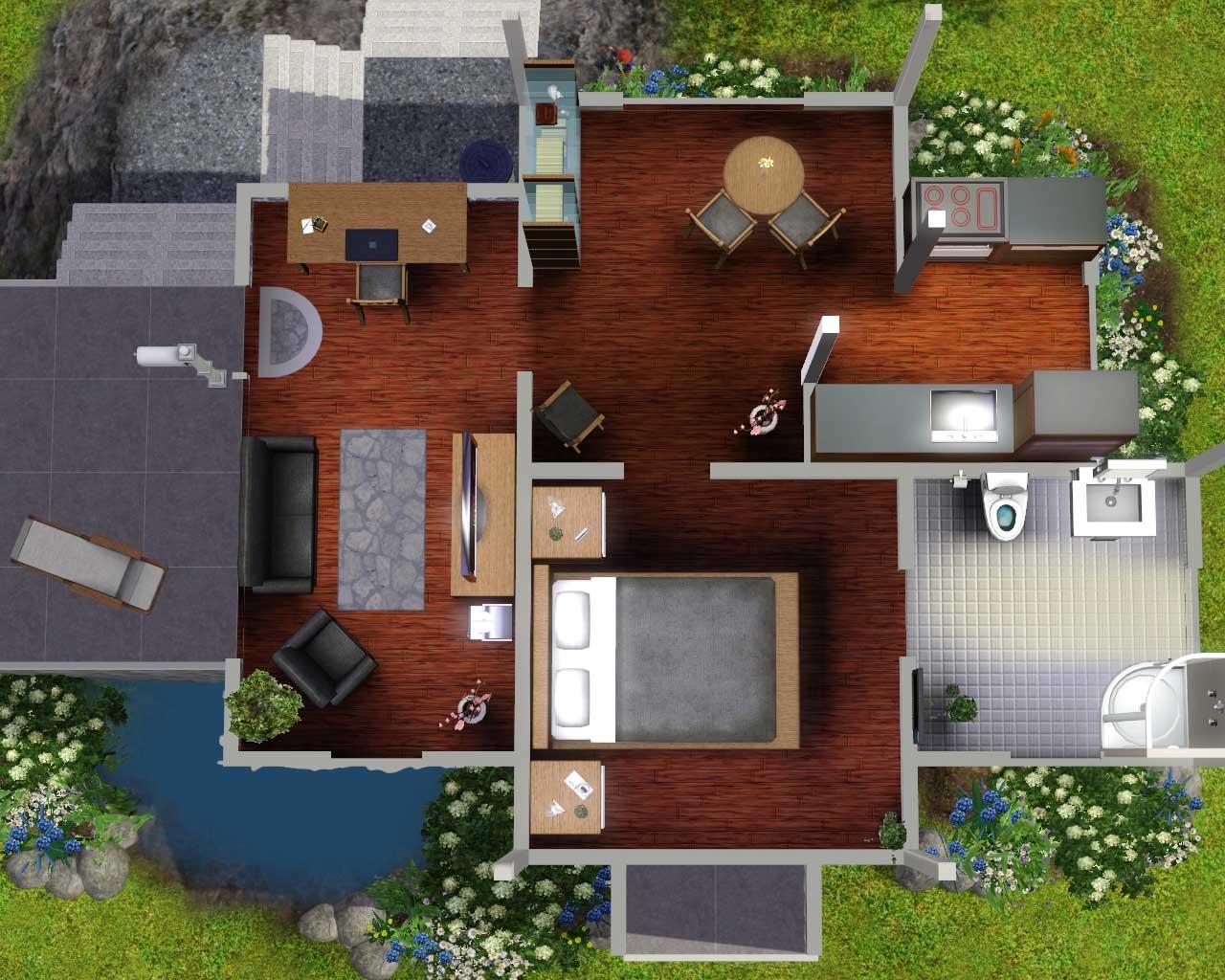 Bachelor Pads House Plans House Interior