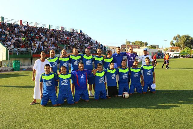 فريق المركب الرياضي الجواري مرسى بن مهيدي