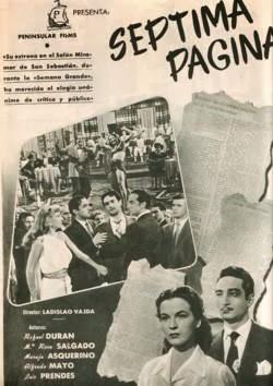 CARTEL: Séptima página 1950