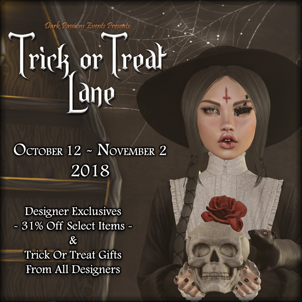 Trick or Treat Lane