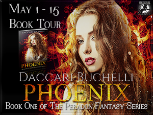 Phoenix Spotlight Tour Book One