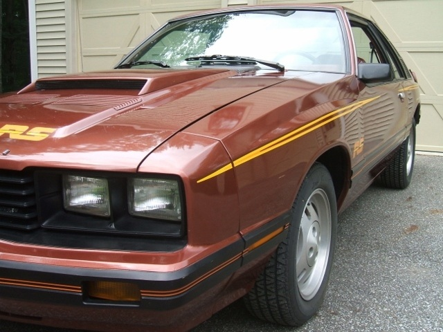 5k: Foxy Body: 1979 Mercury Capri RS