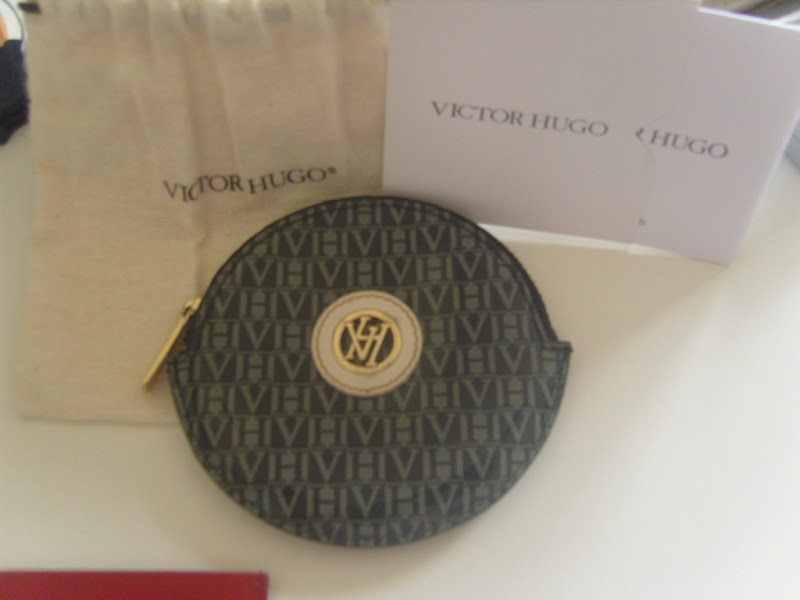 Porta Moedas Victor Hugo redondo tipo Verniz. title=