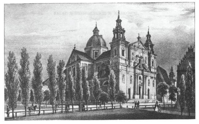 Kosciół św. Anny w Krakowie