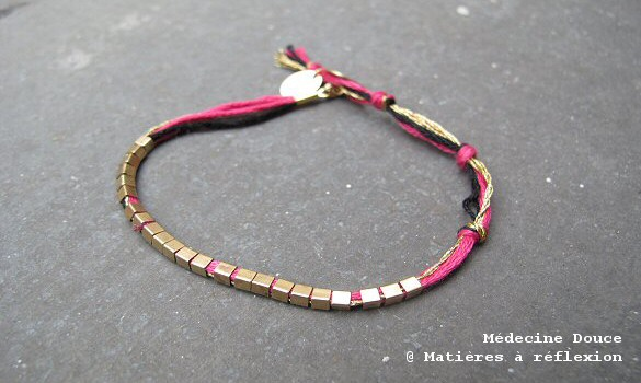 Bracelet Eclat Medecine Douce