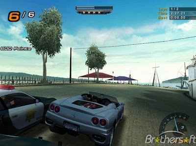 pc game Games Need For Speed Hot Pursuit 2 Full