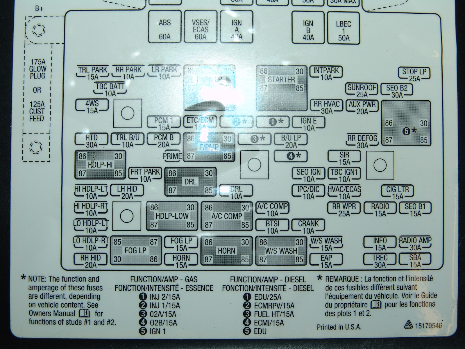 This 2005 Chevrolet Suburban Instrument on o2 sensor wiring diagram free schematic