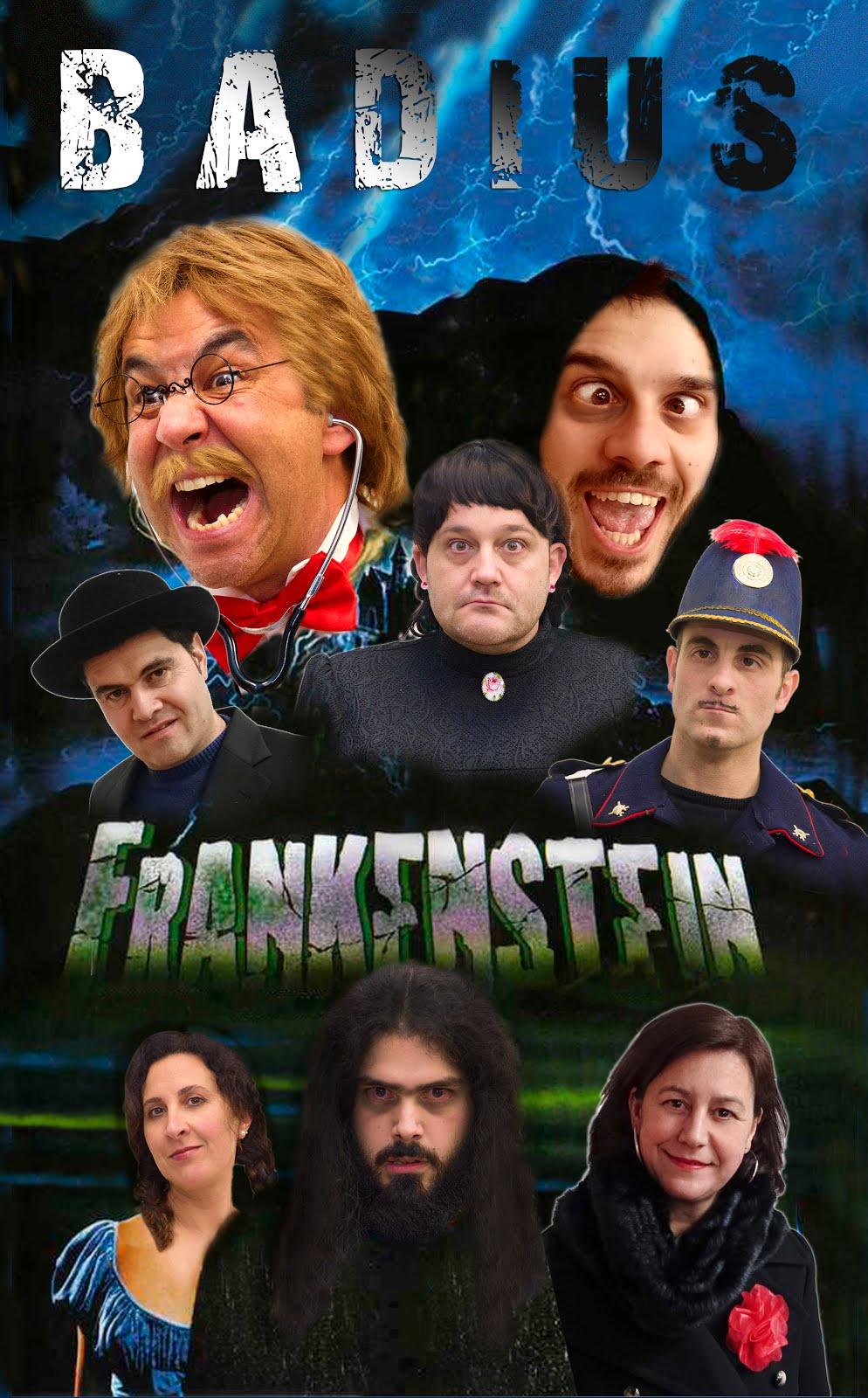 """""""Frankenstein"""""""