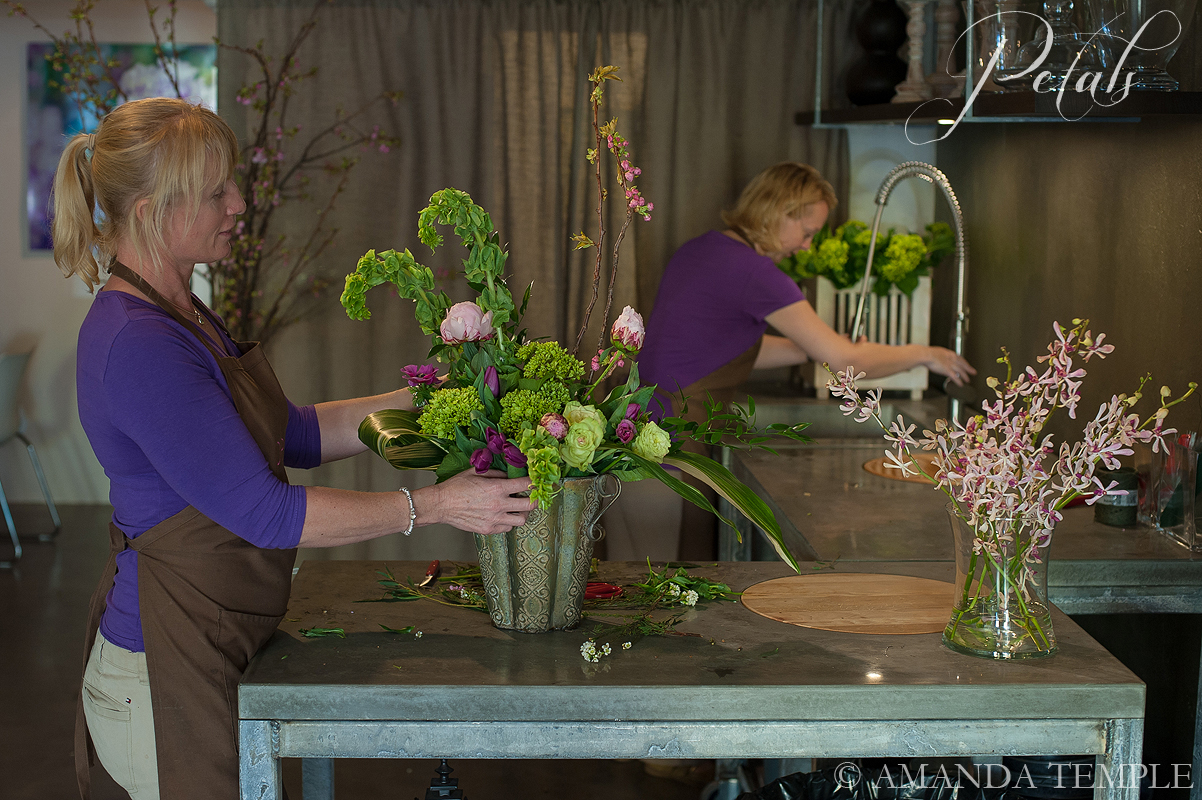 Petals bermuda florist petals 19 queen street hamilton bermuda sarah and kirsteen love preparing the flowers on the new concrete counters in march while amanda and i went to the palm springs floral work shop mightylinksfo Choice Image