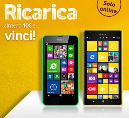 Vodafone Italia svela il prezzo ufficiale di Nokia Lumi 630 in 149,99 euro