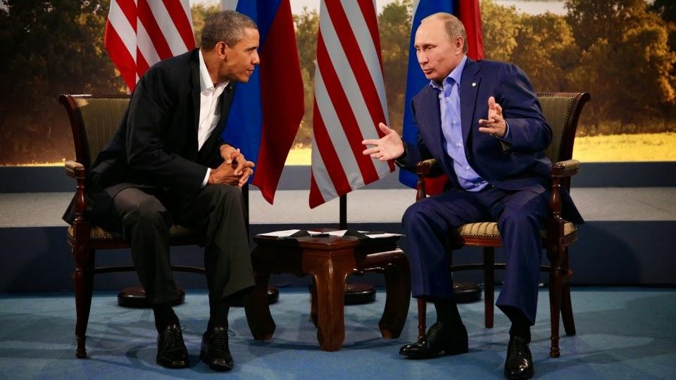 Putin Amerika Serikat perusak ketertiban dunia