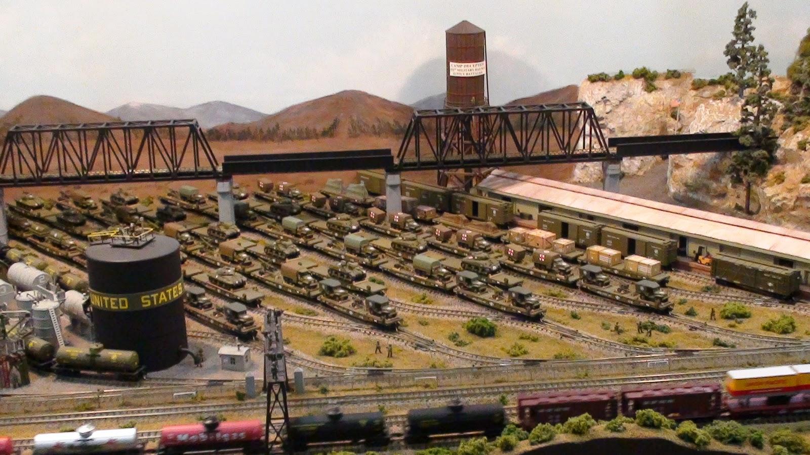 N-scale train retailers