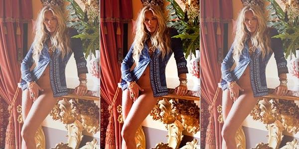 Playboy Divulga Previa Adriane Galisteu Pelada Revista