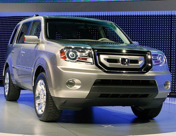 2014 honda pilot release date price and review. Black Bedroom Furniture Sets. Home Design Ideas