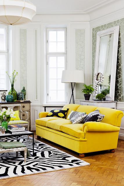 Zu Hause wohlfühlen: Wohnzimmer