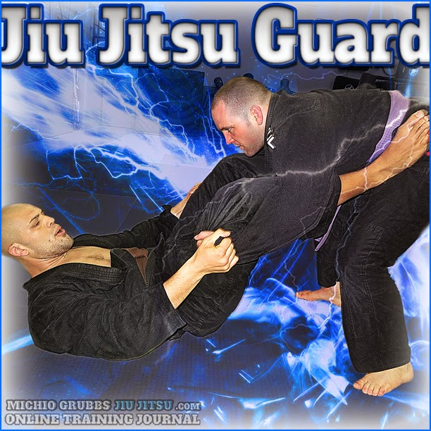 Jiu Jitsu Guard protects the bottom fighter and gives opportunity to win the fight
