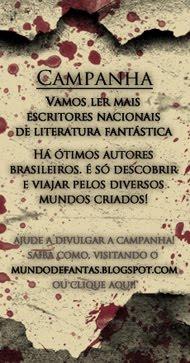 Apoiando a Literatura Fantástica Nacional