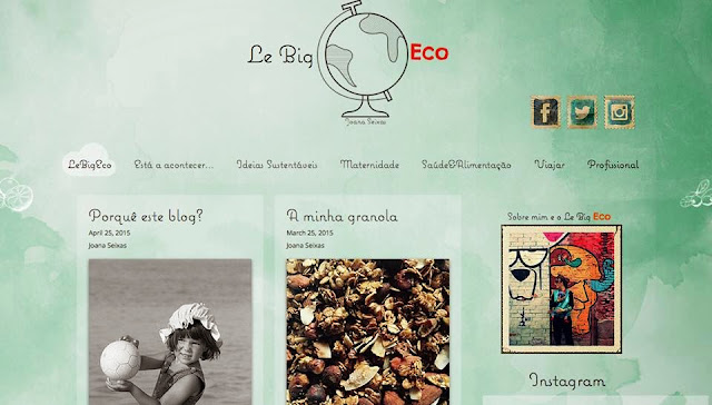 joana seixas, le big eco, blog