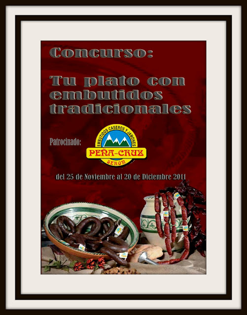"CONCURSO ""EMBUTIDOS TRADICIONALES"""