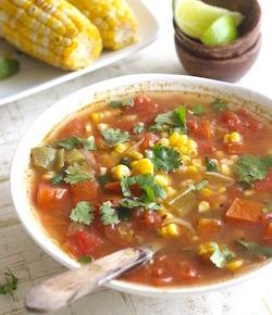 thai tom yum soup recipe by seasonwithspice.com
