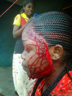 This Was Said To Have Happened In Benue State And The Two Girls Fought