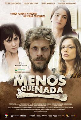 Filme Poster Menos Que Nada DVDRip XviD & RMVB Nacional