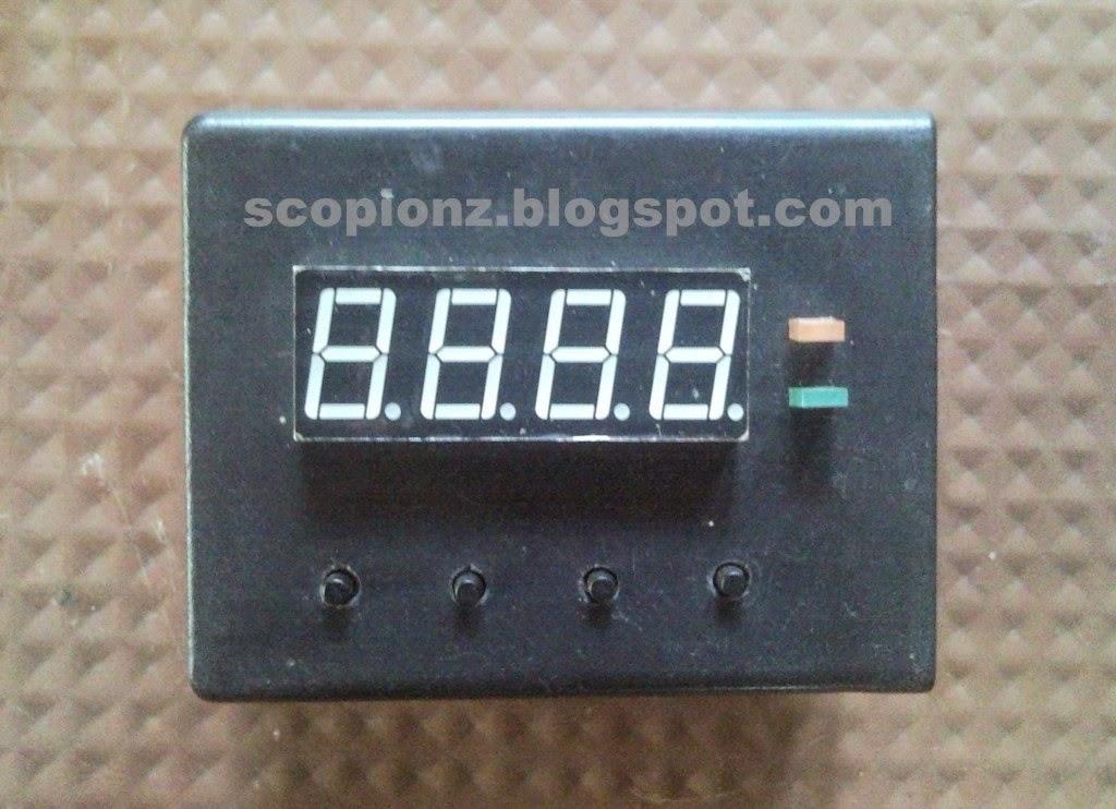 DS1307 Alarm Clock