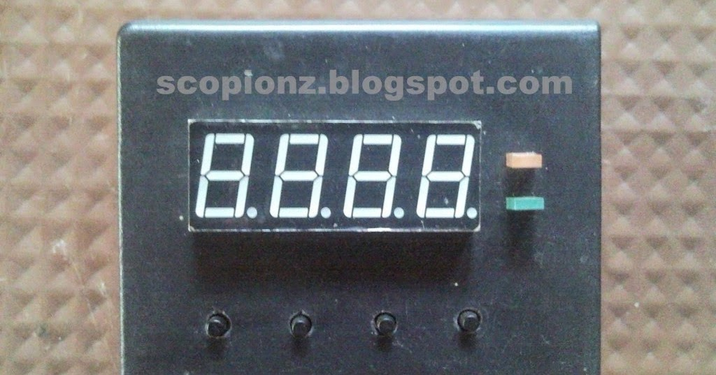 Ds1307 Real Time Seven Segment Alarm Clock Circuit 16f88