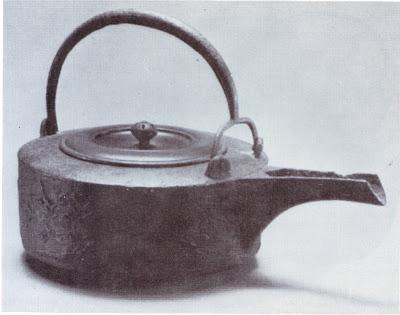 tetsubin a japanese waterkettle p. l. w. arts