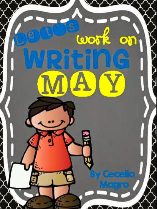 http://www.teacherspayteachers.com/Product/Lets-Work-on-Writing-May-1230358
