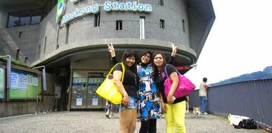 Maokong Gondola Station