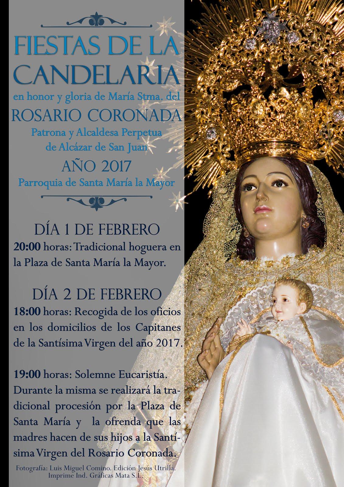 Fiestas de la Candelaria 2017