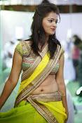 Aswi Glamorous Photos in Half Saree-thumbnail-6
