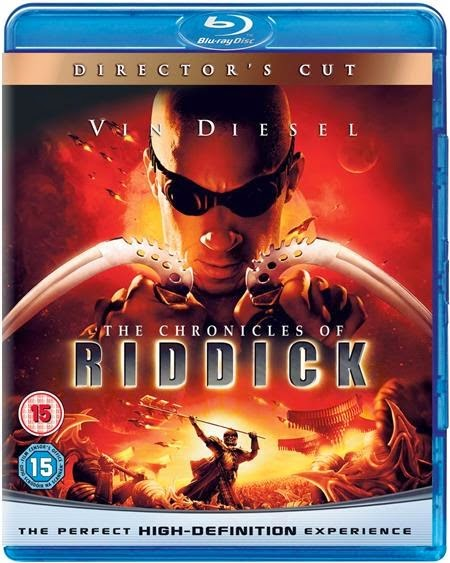 Riddick 2 The Chronicles Of Riddick